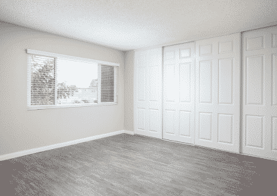 Spacious Bedroom and Walk In closets