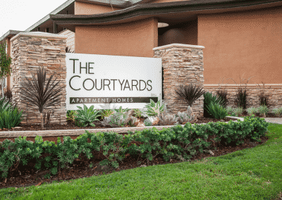 Welcome home to The Courtyards Apartment Homes in Norwalk